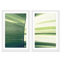 "Marmont Hill 45-Inch x 60-Inch ""Santa Monica"" Diptych Wall Art"
