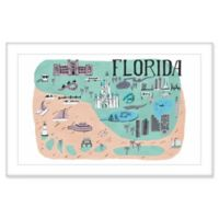 Marmont Hill My Florida Keys II 60-Inch x 40-Inch Framed Wall Art