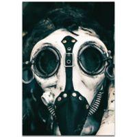 Metal Art Studio The Mask 32-Inch x 22-Inch Metal Wall Art