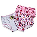 Disney® Minnie Mouse Size 4T 3-Pack Toddler Panties