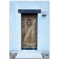 Metal Art Studio Olde Door 22-Inch x 32-Inch Metal Wall Art
