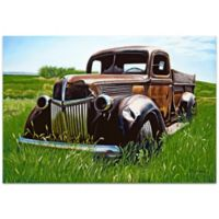 Metal Art Studio Americana Out to Pasture 32-Inch x 22-Inch Metal Wall Art