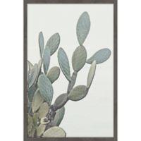 Marmont Hill Flor del Desierto II 12-Inch x 18-Inch Framed Wall Art