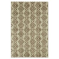 Under the Canopy by Mohawk Home Laguna Tangier 8-Foot x 10-Foot Area Rug in Beige