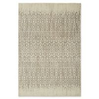Mohawk Home Santa Fe 5-Foot 3-Inch x 7-Foot 10-Inch Area Rug in Taupe