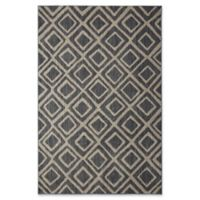 Under the Canopy by Mohawk Home Studio Montego 8-Foot x 10-Foot Area Rug in Denim
