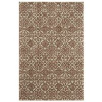 Mohawk Home® Laguna Seville 8-Foot x 10-Foot Area Rug in Coral