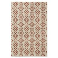 Under the Canopy by Mohawk Home® Laguna Tangier 5-Foot x 8-Foot Area Rug in Coral