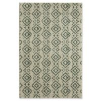Under the Canopy by Mohawk Home® Laguna Tangier 5-Foot x 8-Foot Area Rug in Aqua