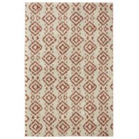 Under the Canopy by Mohawk Home® Laguna Tangier 8-Foot x 10-Foot Area Rug in Coral