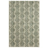 Under the Canopy by Mohawk Home® Laguna Tangier 8-Foot x 10-Foot Area Rug in Aqua
