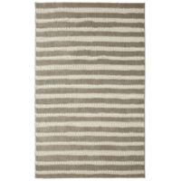 Under the Canopy by Mohawk Home Loft Bergen 5-Foot x 8-Foot Area Rug in Grey