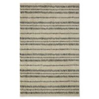Mohawk Home Under The Canopy Midtown Shodo 5-Foot x 8-Foot Area Rug in Sand