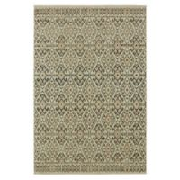 Under the Canopy by Mohawk Home Aloma 8-Foot x 10-Foot Area Rug in Goldenrod