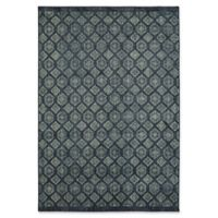 Under the Canopy by Mohawk Home Studio Majorca 5-Foot 3-Inch x7-Foot 10-Inch Area Rug in Indigo