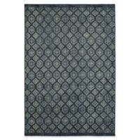 Under the Canopy by Mohawk Home Studio Majorca 5-Foot x 8-Foot Area Rug in Indigo