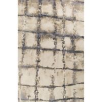 KAS Madison 5-Foot x 7-Foot 6-Inch Area Rug in Ivory/Grey