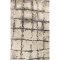 KAS Madison 7-Foot 7-Inch x 10-Foot 10-Inch Area Rug in Ivory/Grey