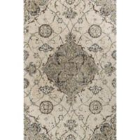 KAS Madison 5-Foot x 7-Foot 6-Inch Area Rug in Ivory/Beige Townhouse