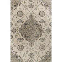 KAS Madison 7-Foot 7-Inch x 10-Foot 10-Inch Area Rug in Ivory/Beige Townhouse