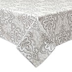 Bardwil Linens Carina 60-Inch x 84-Inch Oblong Tablecloth