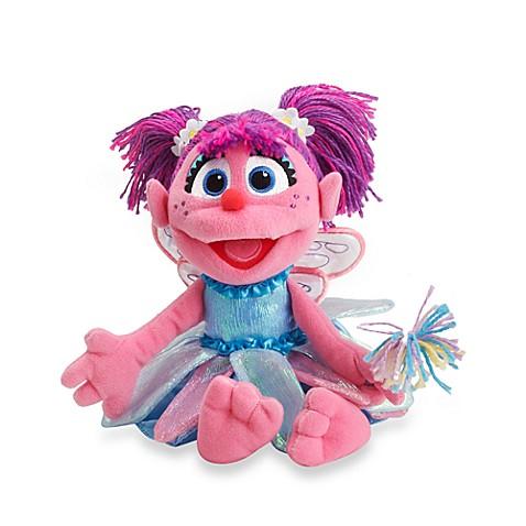 Gund 174 Sesame Street 174 Abby Cadabby Plush Buybuy Baby