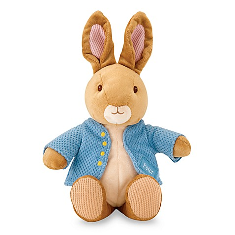 Kids Preferred Plush Nursery Peter Rabbit