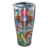 Tervis® Vintage Tattoos 30 oz. Stainless Steel Tumbler with Lid