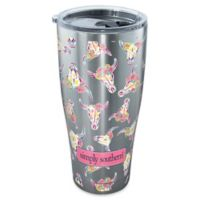 Tervis® Cow Skull Pattern 30 oz. Stainless Steel Tumbler with Lid