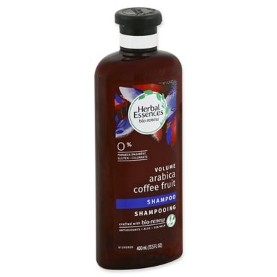 Herbal Essences 13 5 Fl Oz Arabica Coffee Fruit Volume Shampoo
