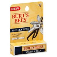 Burt's Bees .15 oz. 100% Natural Moisturizing Lip Balm in Vanilla Bean