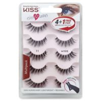 Kiss® Ever EZ Lashes Multipack Lashes