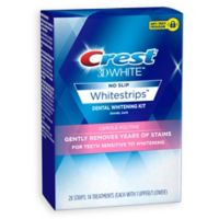 Crest® 3D White™ No Slip Whitestrips™ 14-Count Gentle Routine Whitening Kit