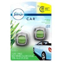 Febreze® CAR™ 2-Count .06 fl. oz. Meadows & Rain Vent Clip Air Freshener