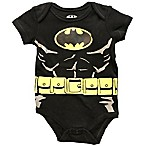 DC Comics™ Size 3M Batman Bodysuit in Black