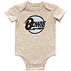 Bowie Size 3M Bodysuit in Grey