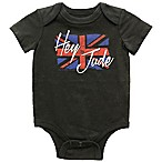 "The Beatles Size 6M ""Hey Jude"" Bodysuit in Black"
