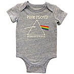 "Pink Floyd Size 3M ""Dark Side of the Moon"" Bodysuit in Blue"