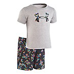 Under Armour® Size 4T 2-Piece Digital Camo Shirt and Short Set
