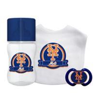 Baby Fanatic™ New York Mets 3-Piece Gift Set