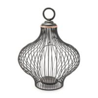 Zuo® Small Light Lantern in Black