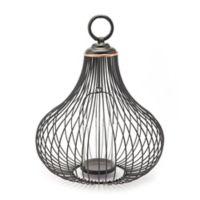 Zuo® Medium Light Lantern in Black