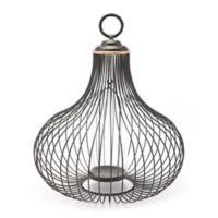 Zuo® Large Light Lantern in Black