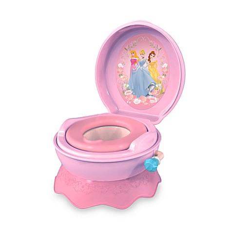 The First Years 174 Disney Princess Magical Sounds Potty