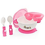 ZoLi 5-Piece Feeding Kit in Pink
