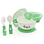 ZoLi 5-Piece Feeding Kit in Green
