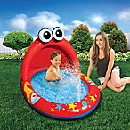 Banzai Spray-N-Play Crab Pool