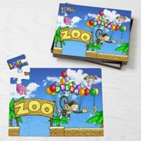Floating Zoo 25-Piece Puzzle