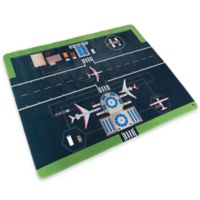 Hey! Play! Airport Foam Baby Play Mat