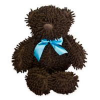 Pam Grace Creations Nubby Bear Plush Toy in Chocolate